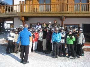 Mittelstufe Skifreizeit