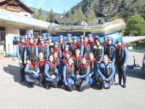 Kursfahrt (3): Oetz/Tirol