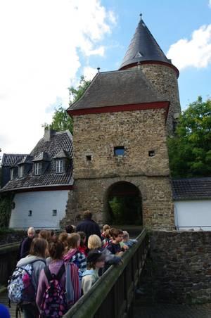 Fahrt nach Rheinbach-Merzbach 20. - 22.9.2010