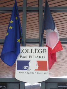 Schüleraustausch mit Frankreich/Gennes 2020