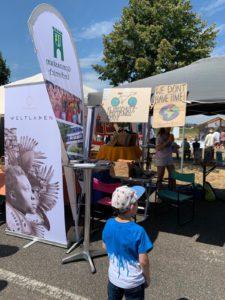 """Teilnahme am Stadtfest """"50 Jahre Erftstadt"""""""