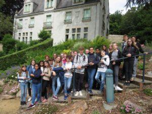Schüleraustausch mit Frankreich im Schuljahr 2019-20