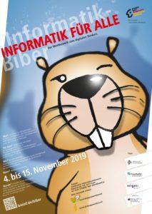 Neuer Wettbewerb für alle Jahrgänge: Informatik-Biber