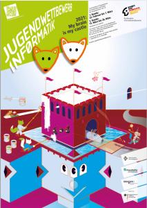 Jugendwettbewerb Informatik - Teilnahme bis zum 07. März möglich!